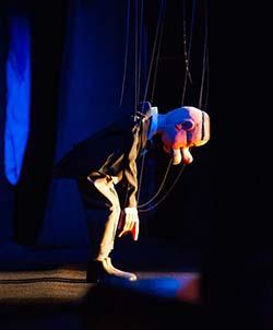 Ein Vormittag im Marionettentheater