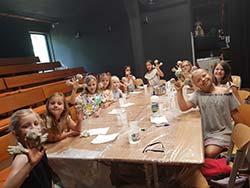 Figurentheater workshop